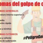CCOO lanza su campaña #PeligroGolpesCalor y pide planes específicos frente a la exposición laboral al calor