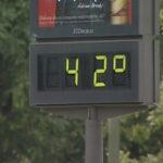Una ola de calor podría elevar las temperaturas hasta 42 grados en Toledo esta semana