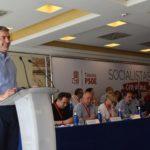 Álvaro Gutiérrez, ratificado por el PSOE para continuar al frente de la Diputación de Toledo