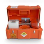 Sustraen un equipo radioactivo en Villaluenga de la Sagra que puede ser peligroso si se manipula