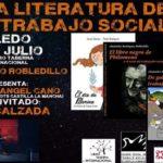 'La literatura del trabajo social', al descubierto en Libro Taberna El Internacional con Alejandro Robledillo