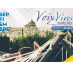 Poesía llegada desde 16 países y en diez lenguas: Voix Vives calienta motores