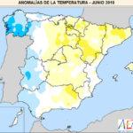 Las lluvias en Castilla-La Mancha en junio de 2019 no han alcanzado ni el 25% del valor normal