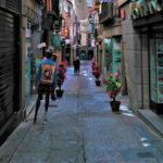 """Los comerciantes de la calle Martín Gamero celebran el inicio de las vacaciones con una fiesta que también llama al comercio """"más responsable"""""""