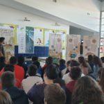 Los jóvenes de Villafranca de los Caballeros se sensibilizan con la conservación del carricerín cejudo y los humedales manchegos