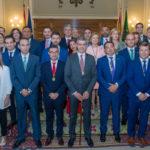 """Arranca la segunda legislatura de Álvaro Gutiérrez al frente de la Diputación de Toledo y su gobierno """"con alma"""""""