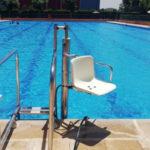 Accesibilidad en piscinas públicas, la asignatura suspensa de todos los veranos
