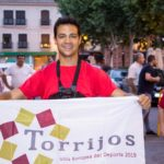 Cristian López engorda su palmarés de récords Guinness: ya suma 21 tras cosechar cuatro más en Torrijos