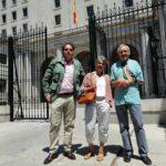 """Transición Ecológica reúne a las plataformas: valoran que el Tajo sea """"una prioridad"""" para la ministra pero piden agilizar las soluciones"""