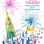 'Aires de Fiestas', de Ellen Lange, cartel anunciador de la Feria y Fiestas de Agosto 2019 de Toledo