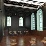 El remodelado Cafetín del Rojas, preparado para nuevas propuestas escénicas