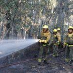 Extinguido once días después el incendio que se originó en Almorox y ha quemado más de 3.000 hectáreas