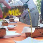 Un mercadillo para reivindicar la importancia del olivar tradicional