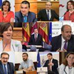Estos son los consejeros y consejeras del nuevo Gobierno castellano-manchego