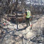 Abiertas diligencias por posibles delitos de incendio forestal en los siniestros de Toledo y Almorox