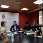 La Policía local de Bargas desaloja dos chalets okupados utilizando la mediación