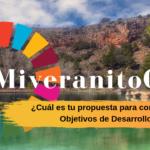 Cumplir objetivos mundiales desde el pueblo, esta es la meta de la campaña #MiVeranitoODS