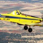 Dos aviones de la región, uno con base en Los Yébenes, participarán en la extinción del incendio de Gran Canaria