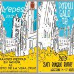 Yepes retira el cartel de sus fiestas y se disculpa con Portugalete tras descubrir que se había plagiado