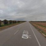 Un hombre muere atropellado por una furgoneta cuando iba en bicicleta a trabajar