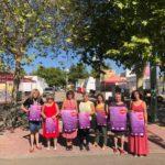 'Por unas fiestas sin agresiones sexuales' en Toledo