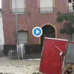 Casi un centenar de avisos en Seseña y Borox por las inundaciones provocadas por las lluvias torrenciales