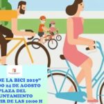 Niños y mayores se dan cita este sábado en el 'Día de la Bici' de Miguel Esteban