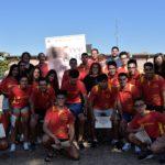 Una veintena de jóvenes desempleados de Talavera se forman como socorristas a través de la Cámara de Comercio