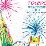 Arranca la Feria y Fiestas de Toledo con el chupinazo en el Ayuntamiento y el concierto de La Casa Azul
