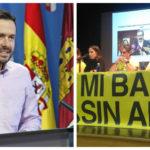 El Gobierno se reúne con 'Mi Barrio sin Amianto' y 'El Tajo' para seguir avanzando en la descontaminación del Polígono