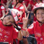 Más de 150 niños toledanos también correrán La Vuelta a España