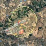 El Ayuntamiento presentará el día 30 un plan para señalizar los restos de amianto en el Polígono