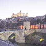 El torreón del Puente de Alcántara, primer espacio de trabajo de la Escuela Municipal de Empleo de Toledo