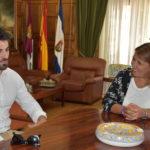Homenaje a Paco Cubelos tras lograr el Subcampeonato del Mundo en K2