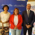 """García Élez va a """"tender puentes"""" con la UCLM para que Talavera sea una ciudad """"tecnológica e innovadora"""""""