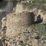 Una torre de la muralla de Toledo entra en la Lista Roja del Patrimonio por su «total abandono»