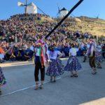 La Fiesta de la Rosa del Azafrán tiñe de morado Consuegra para valorar la idiosincrasia de este producto