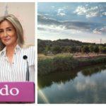 El proyecto de paseo fluvial en Safont de Tolón será similar a Madrid Río y se incluirá en el avance del POM