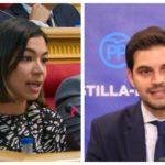 Claudia Alonso y Santiago Serrano, posibles relevos del PP al Congreso por Toledo en las elecciones del 10N
