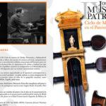 Hernando & Bakhuashvili dan inicio a las Jornadas de Música y Patrimonio de Toledo