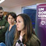 """Unidas Podemos enfila su campaña posicionándose como """"la única garantía"""" ante """"la crisis que viene"""""""
