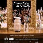 Cine, danza y teatro en los museos Sefardí y del Greco para los jóvenes menores de 30 años
