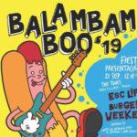 The Gold, Diesel Dogs, Mawino, GTO's y The Vintages, en una nueva edición del Balambam Boo en Toledo