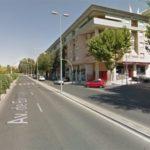 Una madre y su hija, de 45 y 11 años, trasladadas al hospital tras sufrir un atropello en la Avenida de Europa