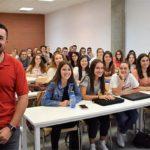 """Abel Toledano (UCLM) opta al premio de mejor docente en España: """"Lo más importante es la cercanía y ser accesible a tus alumnos"""""""