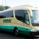 Samar habilita un servicio a las 23.00 horas en la línea de autobús Madrid-Talavera