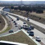 Toledo fue la provincia de la región que más accidentes de tráfico graves registró en 2020