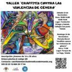 Convocatoria en Toledo para crear un mural de 'Graffitis contra las violencias de género'