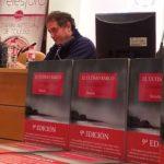 """Domingo Villar: """"Es bonito poner rostro a la gente a la que susurras una historia cada vez que abre uno de tus libros"""""""