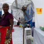 """La experiencia de cooperación en Mozambique de un enfermero talaverano tras """"el peor desastre natural en el hemisferio sur"""""""